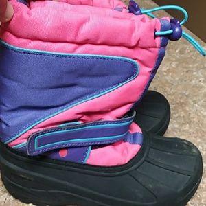 Little girls boots